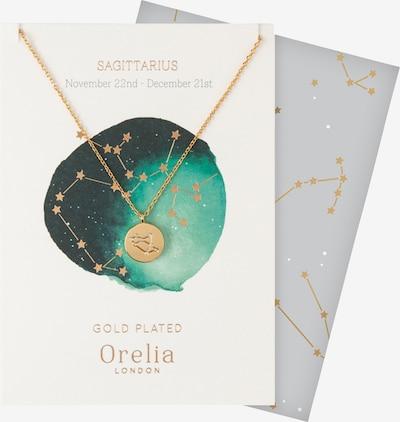Orelia Cadena 'Sagittarius' en oro, Vista del producto