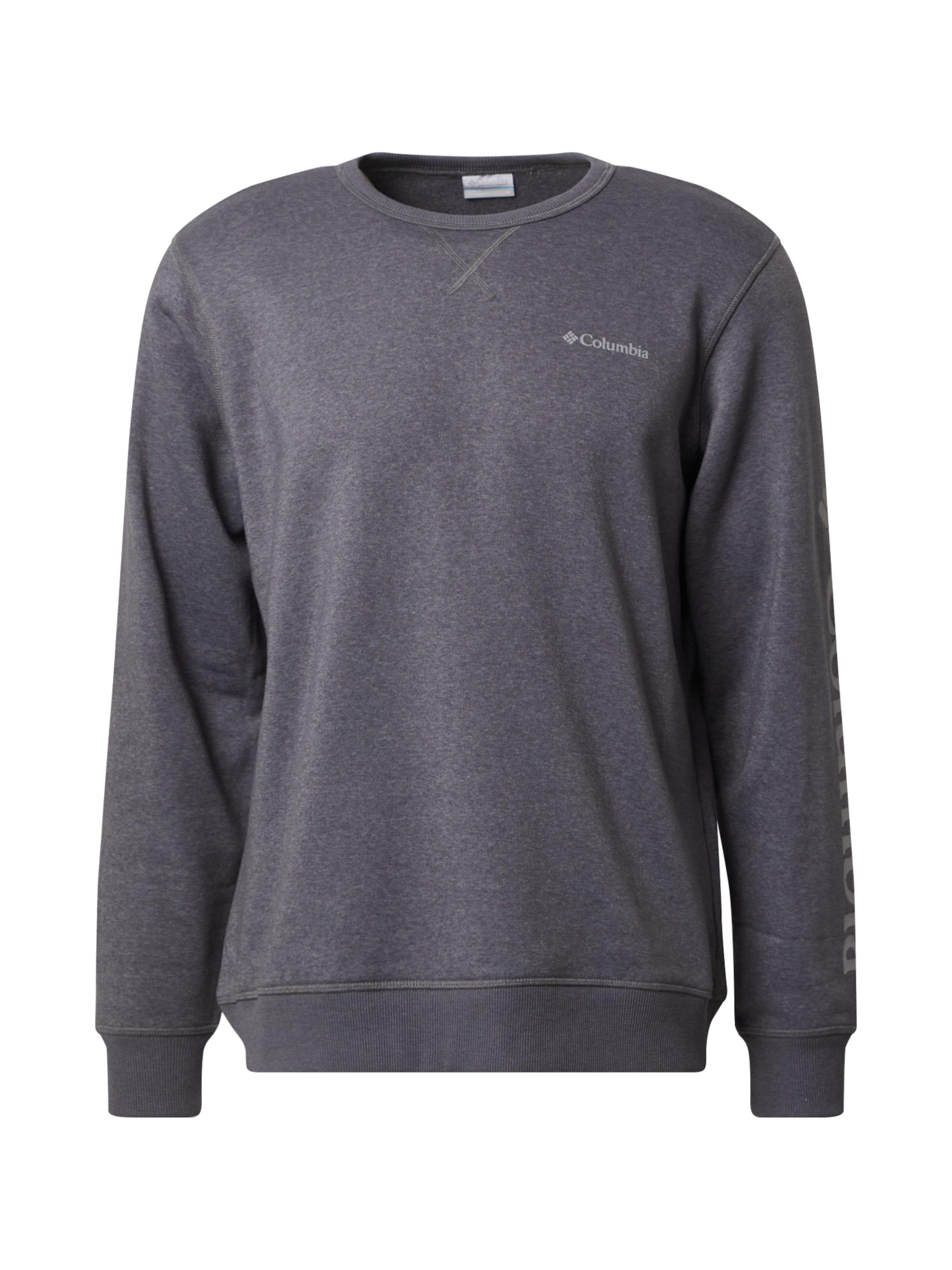 COLUMBIA Sweatshirt i mörkgrå