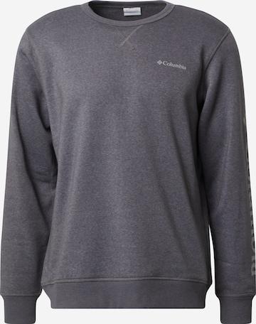 COLUMBIA Sweatshirt in Grau