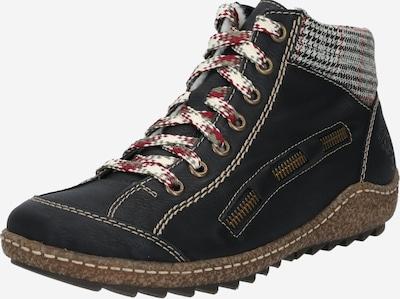 RIEKER Šnurovacie topánky - zmiešané farby, Produkt