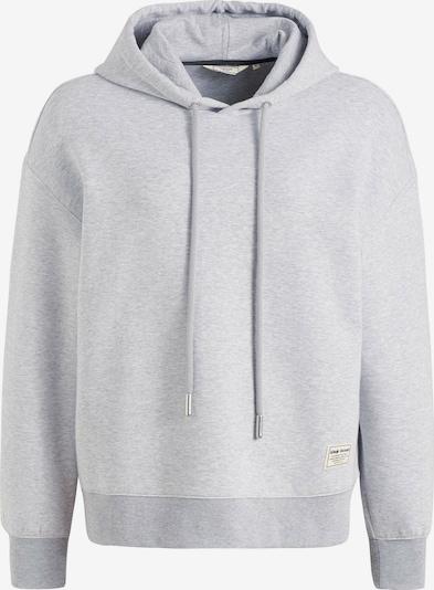 khujo Sweatshirt ' LOTTI ' in grau, Produktansicht