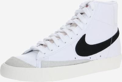 Nike Sportswear Sneaker 'Blazer Mid '77 Vintage' in schwarz / weiß, Produktansicht
