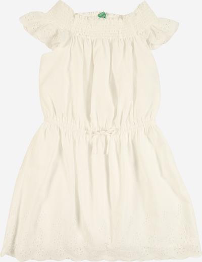 UNITED COLORS OF BENETTON Kleid in weiß, Produktansicht