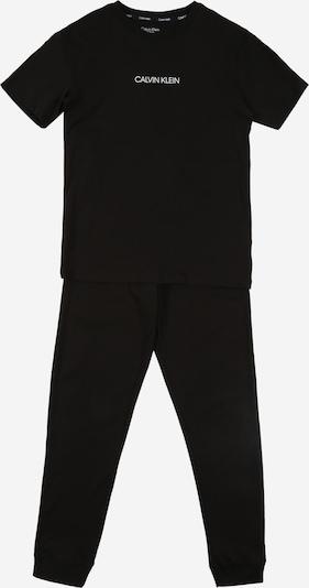 Calvin Klein Underwear Schlafanzug in schwarz, Produktansicht