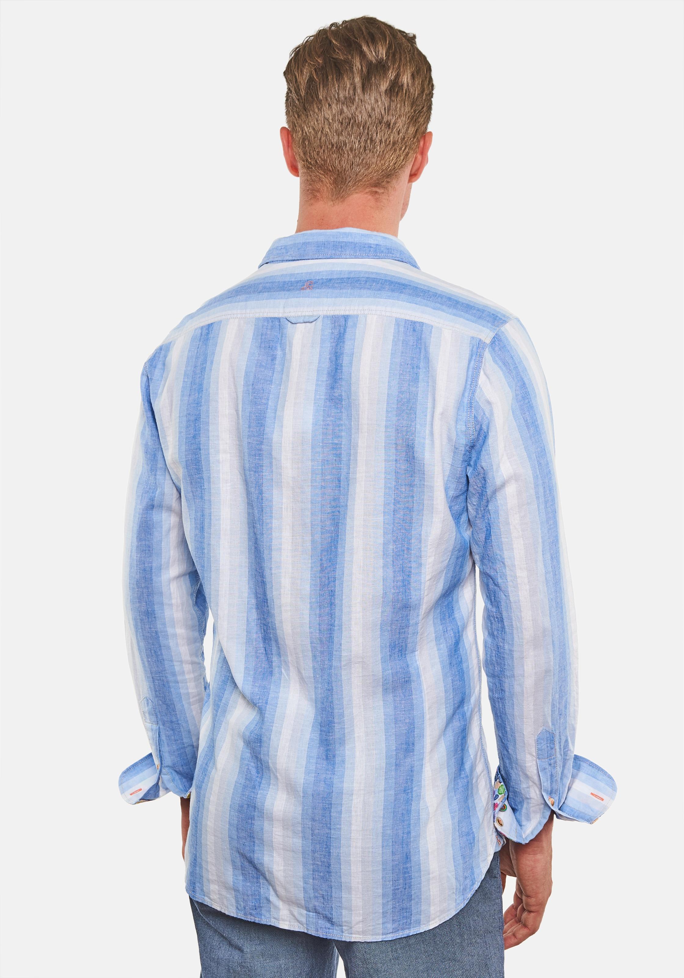 BlauWeiß Sons Coloursamp; In In BlauWeiß Sons Coloursamp; Sons Coloursamp; Hemd Hemd H9ED2WI