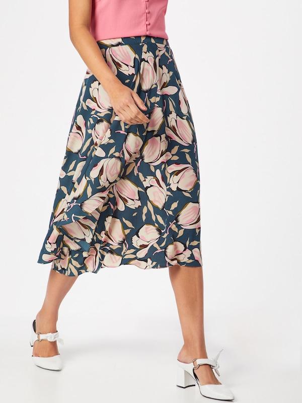 'yasbess PétroleRose Y En s Jupe a Skirt' f7yvYgIbm6
