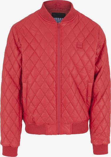 Urban Classics Jacket in feuerrot, Produktansicht