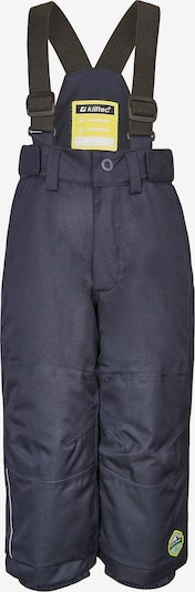 KILLTEC Skihose 'Jordiny' in nachtblau, Produktansicht