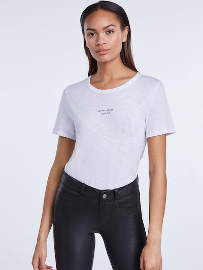 SET Koszulka w kolorze białym: Widok z przodu