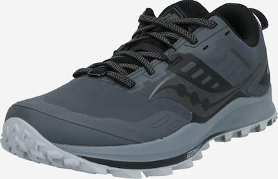 saucony Chaussure de course 'PEREGRINE 10 GTX ' en gris / noir, Vue avec produit