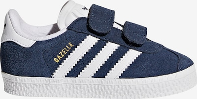 ADIDAS ORIGINALS Sneakers 'GAZELLE CFI' in de kleur Navy / Wit, Productweergave