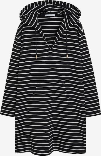 VIOLETA by Mango Sweatshirt 'Rosalia' in de kleur Zwart, Productweergave