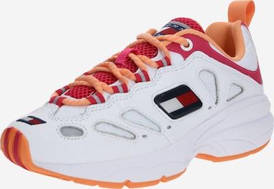 Tommy Jeans Nízke tenisky 'HERITAGE RETRO' - oranžová / červené / biela, Produkt