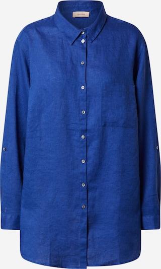 TRIANGLE Bluse in blau, Produktansicht