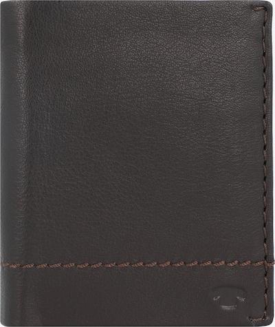 TOM TAILOR Peněženka 'Kai' - tmavě hnědá, Produkt