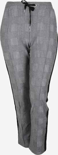 seeyou Hose in grau / schwarz / weiß, Produktansicht