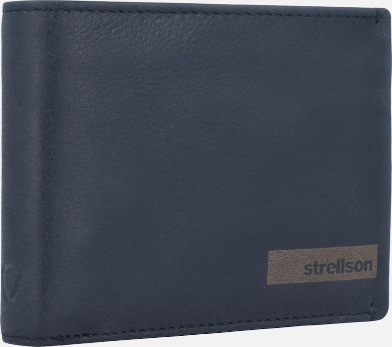 STRELLSON Goldhawk Geldbörse Leder 12 cm