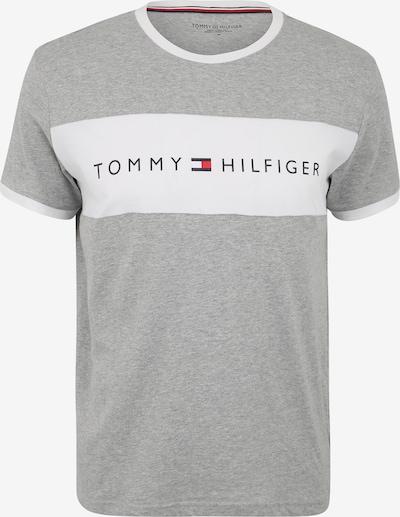 Tommy Hilfiger Underwear Maillot de corps en gris / blanc, Vue avec produit