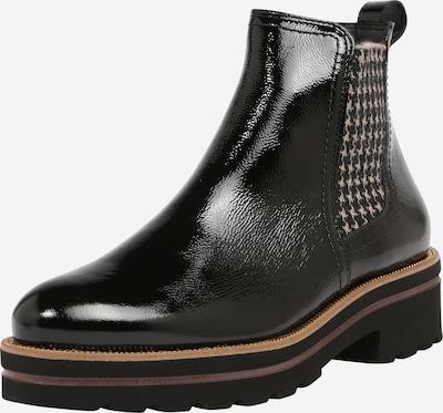 Paul Green Chelsea boots in de kleur Zwart, Productweergave