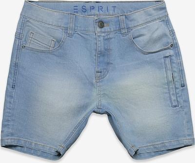 ESPRIT Jeansshorts in blue denim, Produktansicht