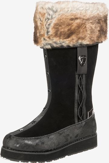 LUHTA Winterstiefel 'Sulava' in hellbraun / schwarz, Produktansicht