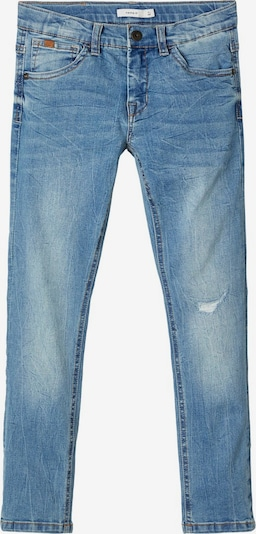 NAME IT Jeans 'Baggy' in blue denim, Produktansicht
