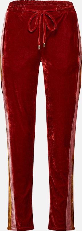 Schnoor En RougeBourgogne Pantalon Sofie vm8wn0ON