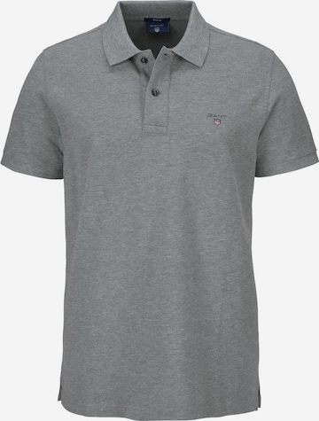 GANT Poloshirt 'Rugger' in Grau