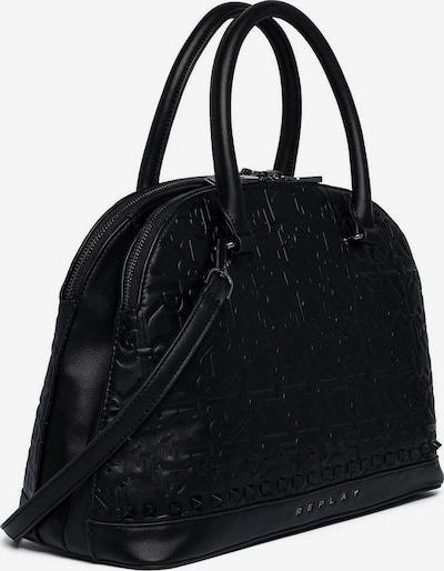 REPLAY Replay Henkeltasche in schwarz, Produktansicht