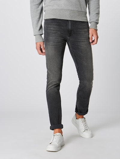 Nudie Jeans Co Jeans 'Lean Dean' in grey denim, Modelansicht