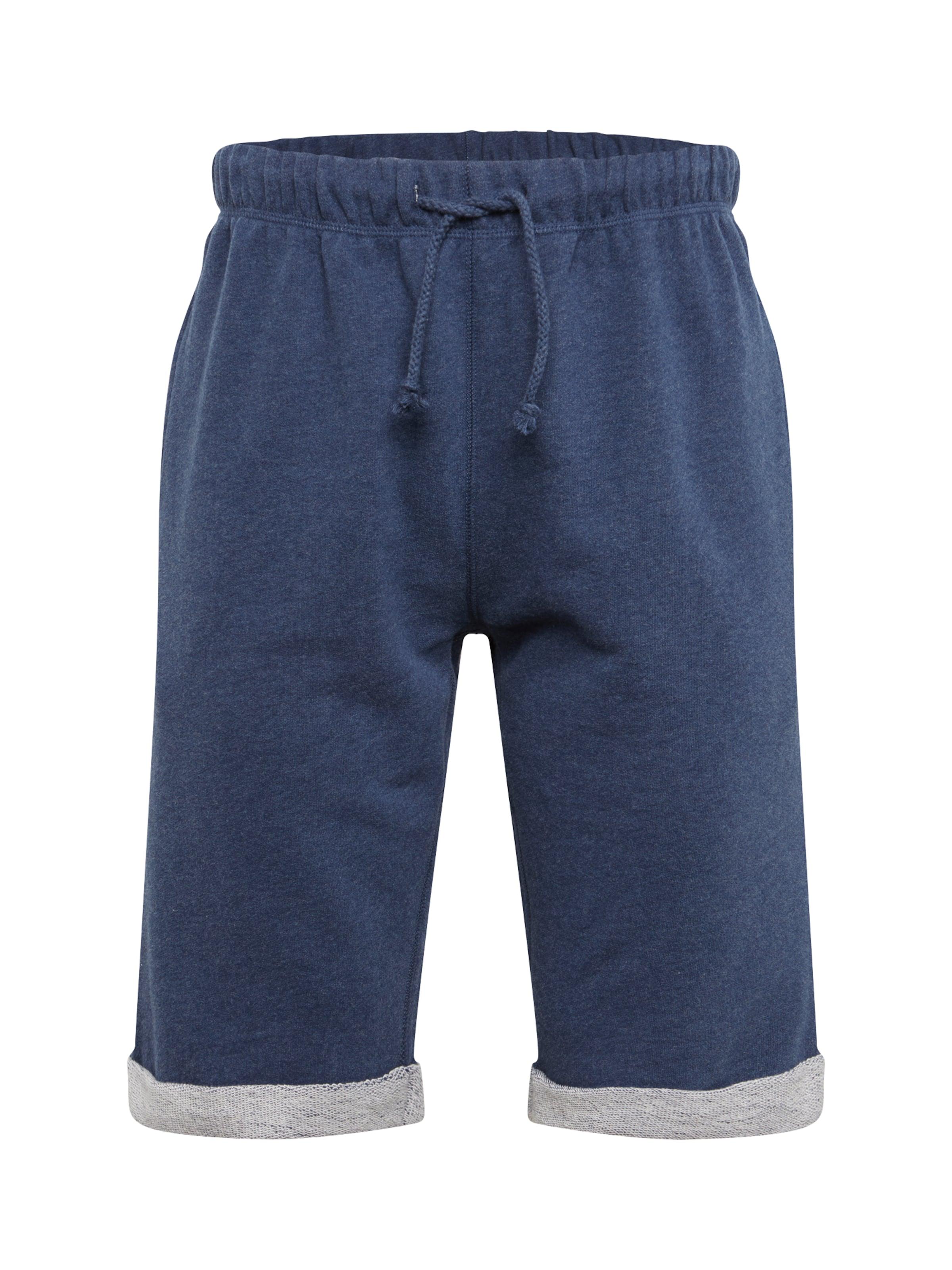 Apparel Apparel Bleu Knowledgecotton En Knowledgecotton Pantalon En Pantalon bfgYy76