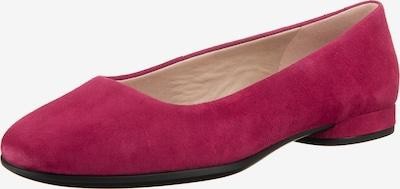 ECCO Ballerinas 'Anine' in cranberry, Produktansicht