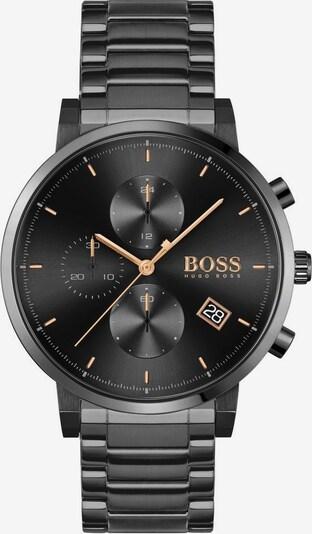 BOSS Uhr 'Integrity' in schwarz, Produktansicht
