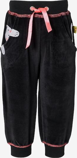 LEMON BERET Hose in lachs / schwarz / weiß, Produktansicht