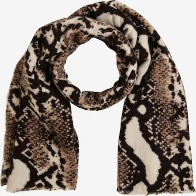 Franco Callegari Schal in beige / schwarz, Produktansicht