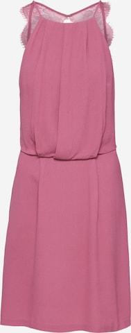 rozā Samsoe Samsoe Kokteiļkleita 'Willow'
