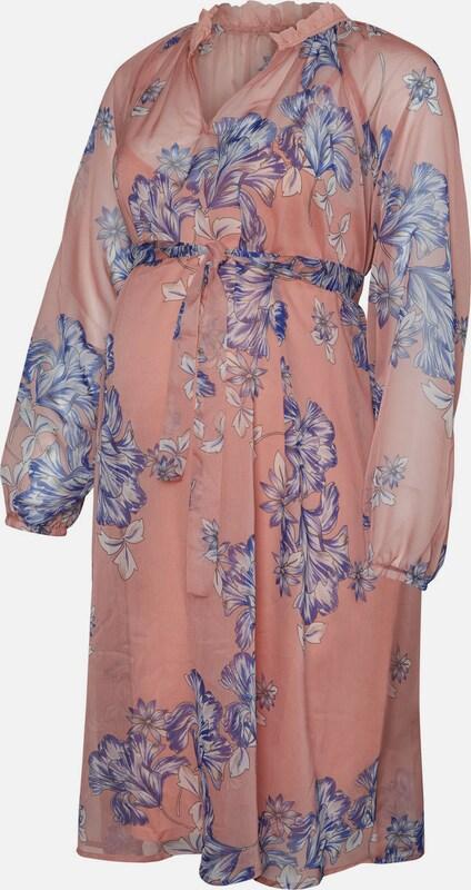 MAMALICIOUS Umstandskleid in blau   Rosa   weiß  Neue Kleidung in dieser Saison