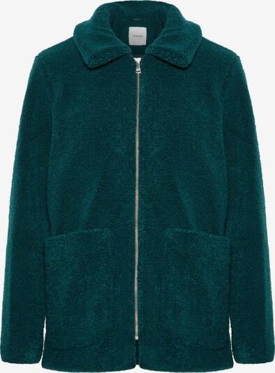 PIECES Mantel in smaragd, Produktansicht
