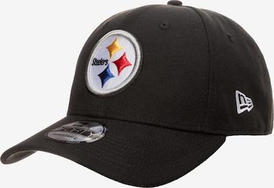 NEW ERA 9FORTY NFL Pittsburgh Steelers Cap in schwarz, Produktansicht
