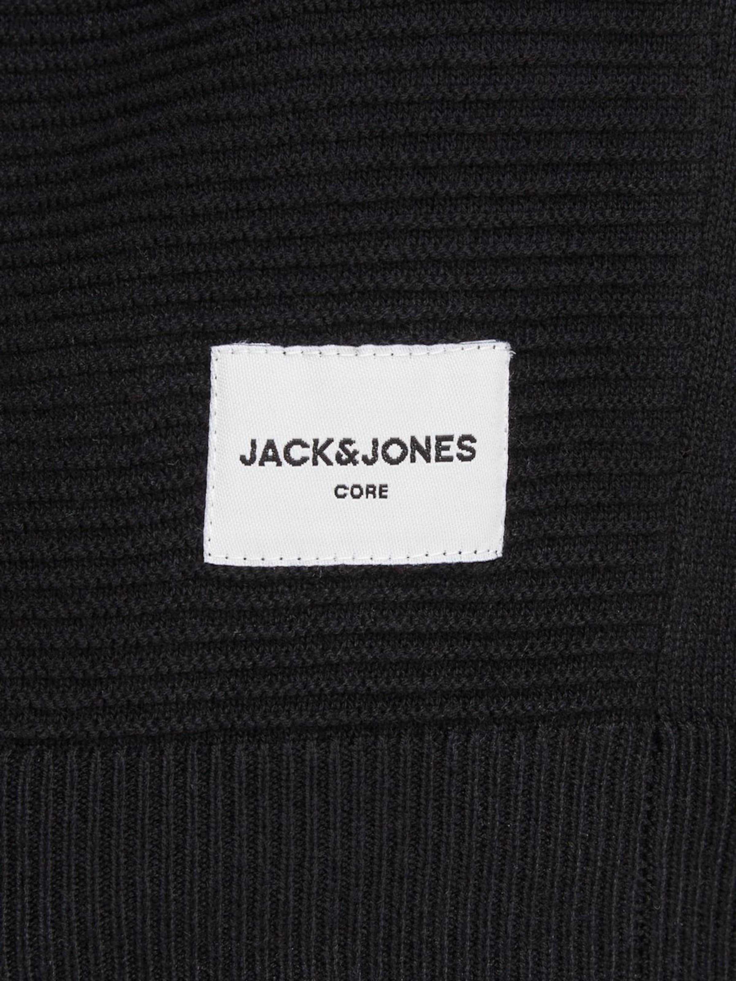 En Jackamp; Jones Maille Noir Vestes 80mwNn
