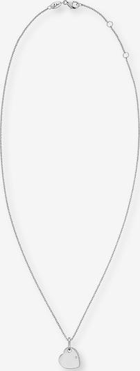 Engelsrufer Herzkette in silber, Produktansicht