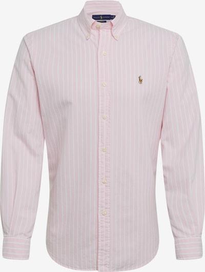 POLO RALPH LAUREN Hemd in pink / weiß, Produktansicht