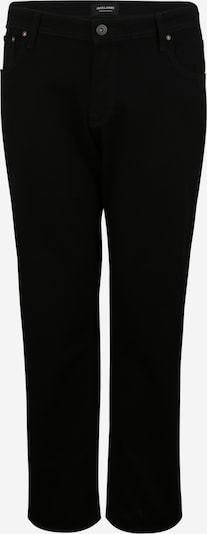 Jack & Jones Plus Jeans 'Tim Original Am 816' in black, Item view
