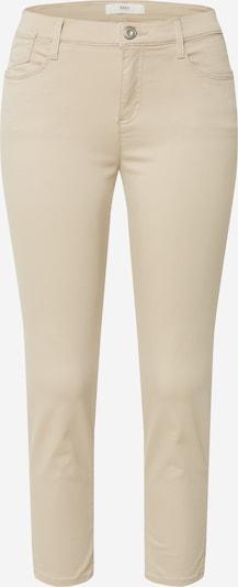 BRAX Jeans 'SHAKIRA' in sand, Produktansicht