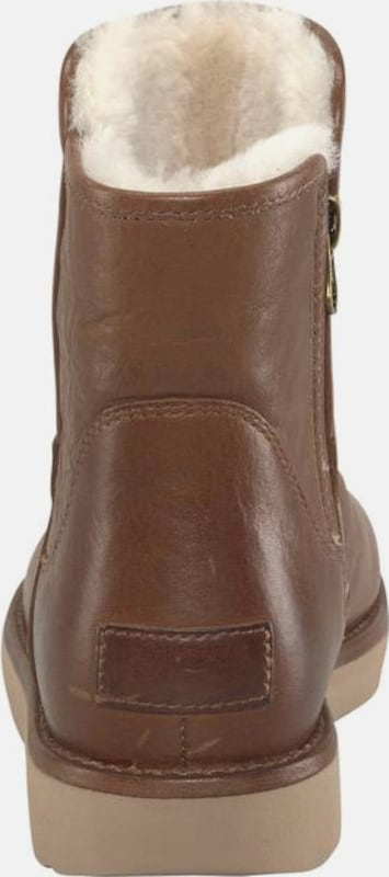 Ugg Ankle Boot Leather Mini Abree