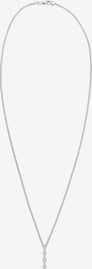 Diamore Ketting 'Geo' in de kleur Zilver, Productweergave