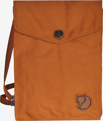 Fjällräven Sporttas in de kleur Bruin, Productweergave