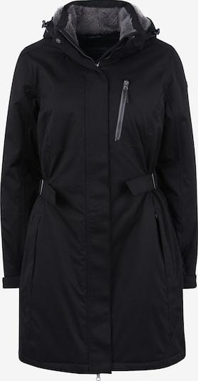 KILLTEC Funkcionalna jakna 'Alisi' | črna barva, Prikaz izdelka