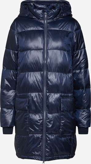 re.draft Mantel 'Puffa' in navy, Produktansicht