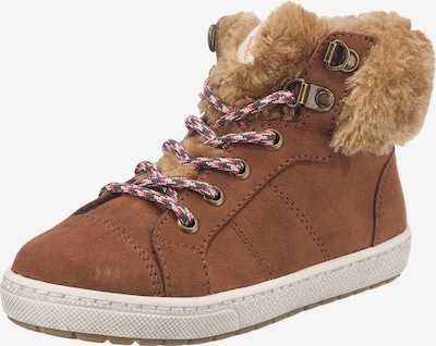 Sprox Hohe Sneakers in braun, Produktansicht